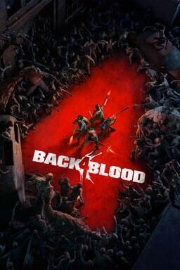 Back 4 Blood - Key Art