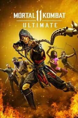 Mortal Kombat 11 Ultimate - Key Art
