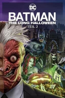 Batman: The Long Halloween, Teil 2 - Key Art