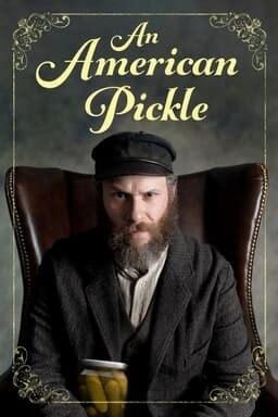 An American Pickle - Key Art