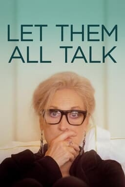 Let Them All Talk - Key Art