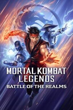 Mortal Kombat Legends: Battle of the Realms - Key Art