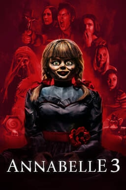 Annabelle 3 - Key Art