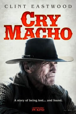 Cry Macho - Key Art
