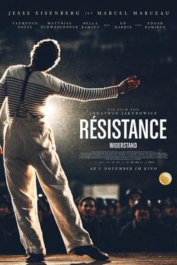 Résistance: Widerstand - Key Art