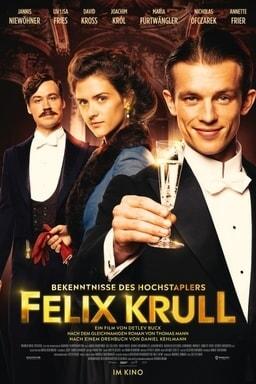 Bekenntnisse des Hochstaplers Felix Krull - Key Art