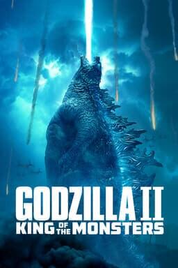 Godzilla II: King of the Monsters - Key Art