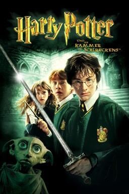 Harry Potter und die Kammer des Schreckens - Key Art
