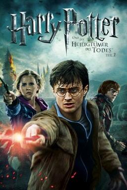 Harry Potter und die Heiligtümer des Todes, Teil 2  - Key Art