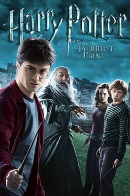 Harry Potter und der Halbblutprinz - Key Art