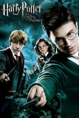 Harry Potter und der Orden des Phönix - Key Art