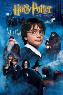 Harry Potter und der Stein der Weisen - Key Art