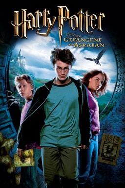 Harry Potter und der Gefangene von Askaban - Key Art