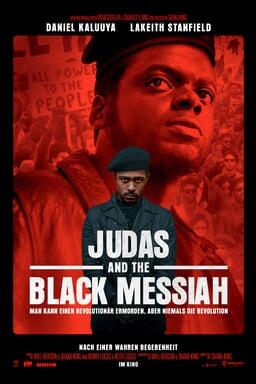 Judas and the Black Messiah - Key Art