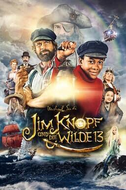 Jim Knopf und die Wilde 13 - Key Art