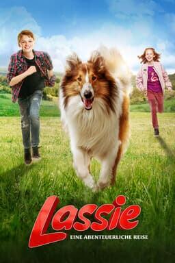 Lassie: Eine abenteuerliche Reise - Key Art