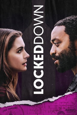 Locked Down - Key Art