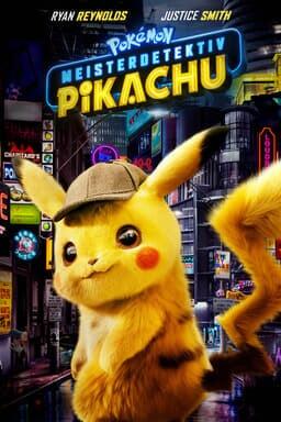 Pokémon Meisterdetektiv Pikachu - Key Art