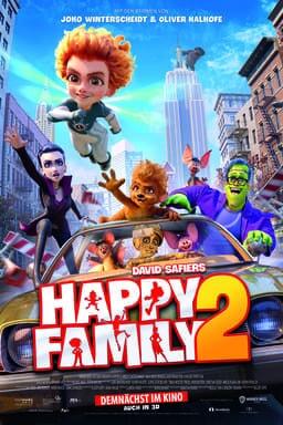 Happy Family 2 - Key Art
