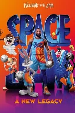 Space Jam: A New Legacy - Key Art