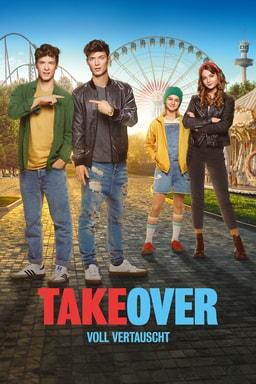 Takeover: Voll vertauscht - Key Art
