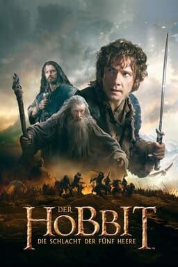 Der Hobbit: Die Schlacht der fünf Heere - Key Art