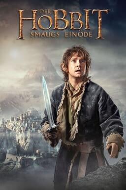 Der Hobbit: Smaugs Einöde - Key Art