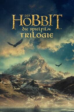 Der Hobbit: Die Spielfilm-Trilogie - Key Art