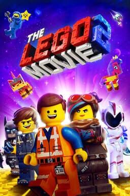 The LEGO Movie 2 - Key Art