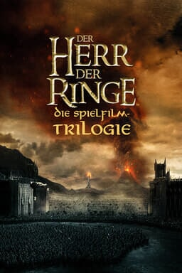 Der Herr der Ringe: Die Spielfilm-Trilogie  - Key Art