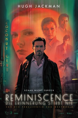 Reminiscence - Key Art