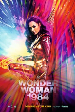 Wonder Woman 1984 - Key Art