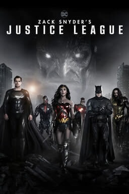 Zack Snyder's Justice League - Key Art