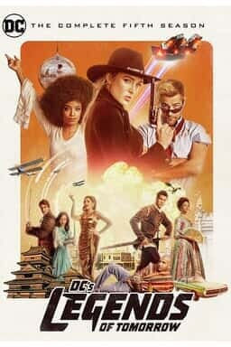 DC's Legends of Tomorrow - Staffel 5 - Key Art