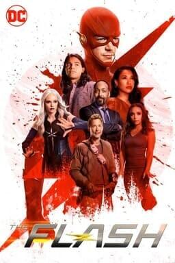 The Flash - Staffel 7 - Key Art