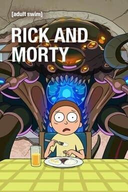 Rick and Morty - Staffel 5 - Key Art