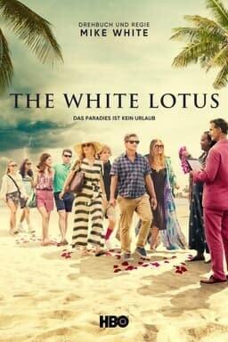 The White Lotus - Staffel 1 - Key Art