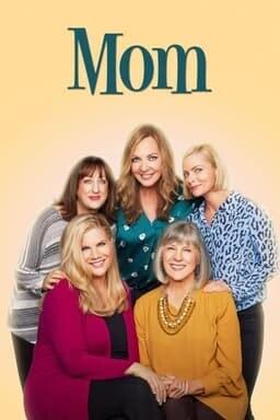 Mom - Staffel 8 - Key Art