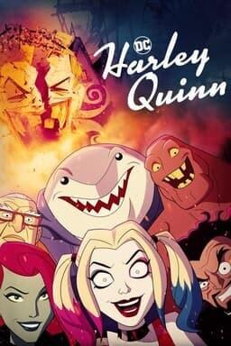 Harley Quinn - Key Art