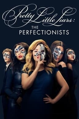 Pretty Little Liars: The Perfectionists - Key Art