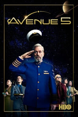 Avenue 5 - Staffel 1 - Key Art
