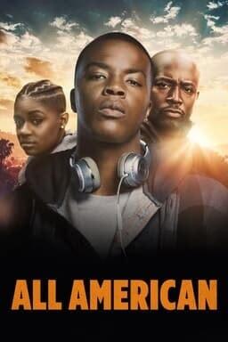 All American - Staffel 2 - Key Art