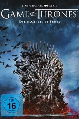 Game of Thrones: Die komplette Serie - Key Art