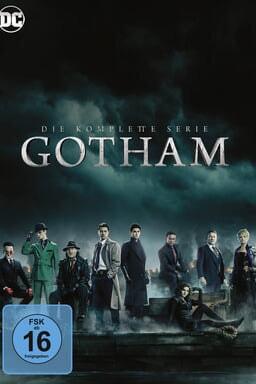 Gotham: Die komplette Serie - Key Art