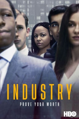 Industry - Staffel 1 - Key Art