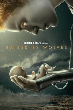 Raised by Wolves - Staffel 1 - Key Art