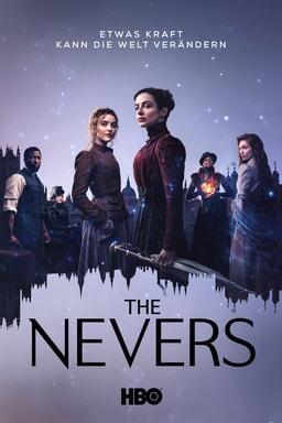 The Nevers: Staffel 1, Teil 1 - Key Art