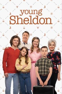 Young Sheldon - Staffel 4 - Key Art