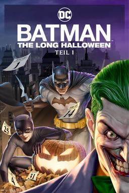 Batman: The Long Halloween, Teil 1 - Key Art